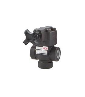 """Válvula de seguridad de 1/2"""" rosca BSP (GAS) 70 - 210 bar"""