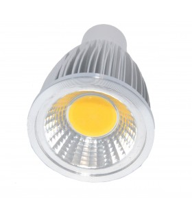 Bombilla LED, 120º, GU10, 12W, 220 Volts, 1050 Lum. Blanco Frío