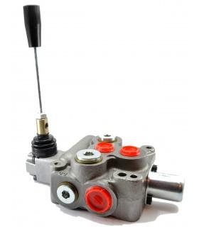 Distribuidor hidráulico de 1 palanca, 45-70 lts/min, 210 bar max. presión (Motor hidráulico)