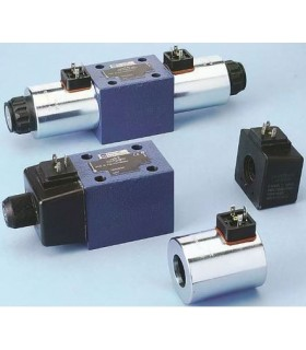 Válvula 4 puertos Rexroth 4WE 10 D5X/EG24N9K4/M