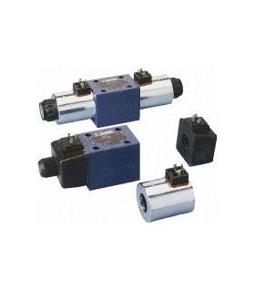 Válvula4 puertos Rexroth 4WE 10 E5X/EG24N9K4/M