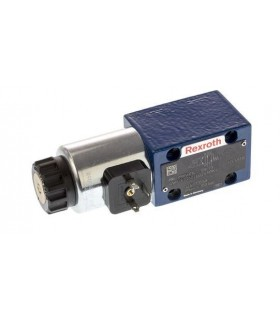 Válvula 4 puertos Rexroth 4WE 6 D6X/EG24N9K4