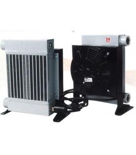 Enfriador de aceite BC210 T2 12V (Intercambiador de calor aire aceite)