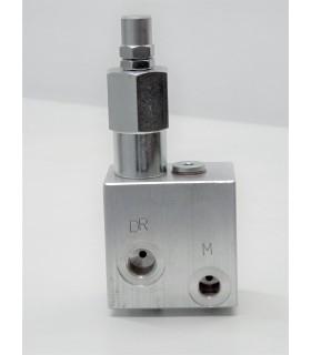 Válvula reductora de presión modelo VRP 38L (25-350 bar)