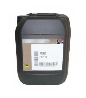 Garrafa de Aceite Hidráulico MSK-46 de 20 L