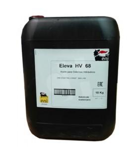 Garrafa de Aceite Hidráulico ENI Eleva HV68 de 20 L