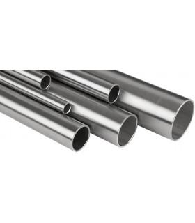 160 mm x 140 mm Tubo cromado