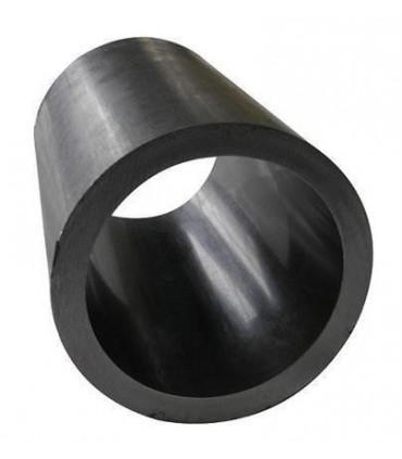 """120,65 mm x 101,60 (4-3/4"""" x 4"""") H8 TUBO LAPEADO Electrounido"""