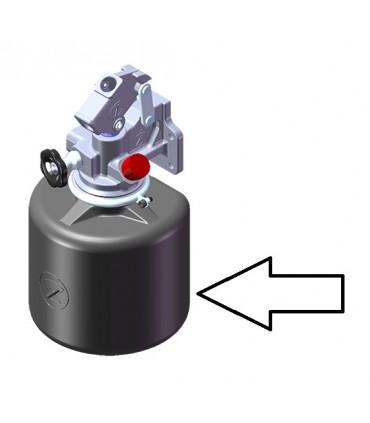 Deposito Bomba Manual 4L Plástico